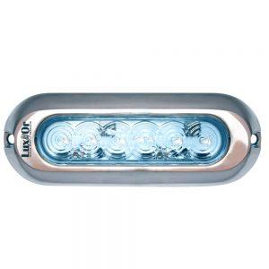 6 x 5-watt LEDs
